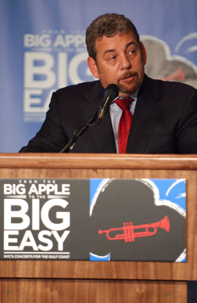 """""""From The Big Apple To The Big Easy"""" Press Conference"""
